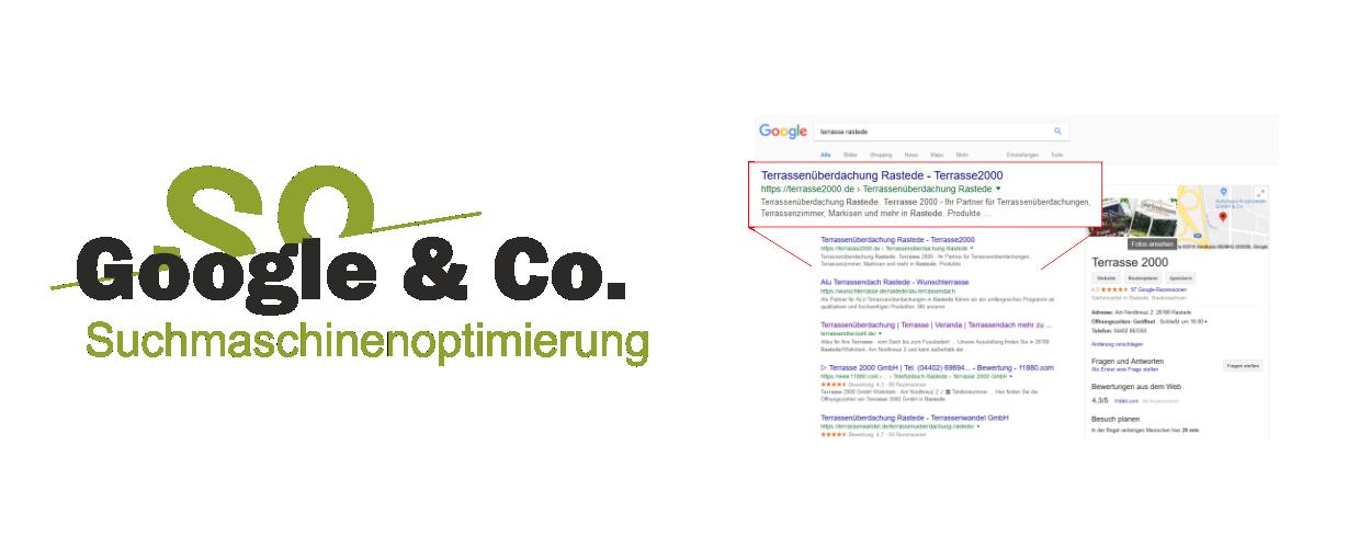 webseite für suchmaschinen optimieren